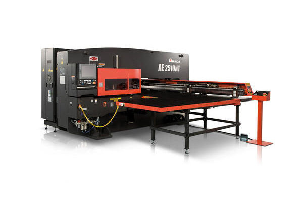 AMADA AE2510NT  Servo Drive Turret Punch Press