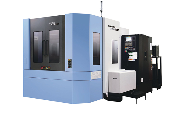 DOOSAN HM805 Horizontal Machining Center